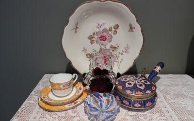 Sneak Peek for the Week – Murano, Ruby Glass, Vintage Imari, German Porcelain, Star Paragon
