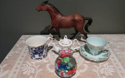 Sneak Peek For The Week – Beswick, Art Glass, Royal Albert, Blue Willow, Royal Doulton