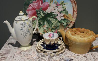 Sneak Peek For The Week – Royal Doulton, Richard Parrington, Gien, Waterford, Crown Staffordshire