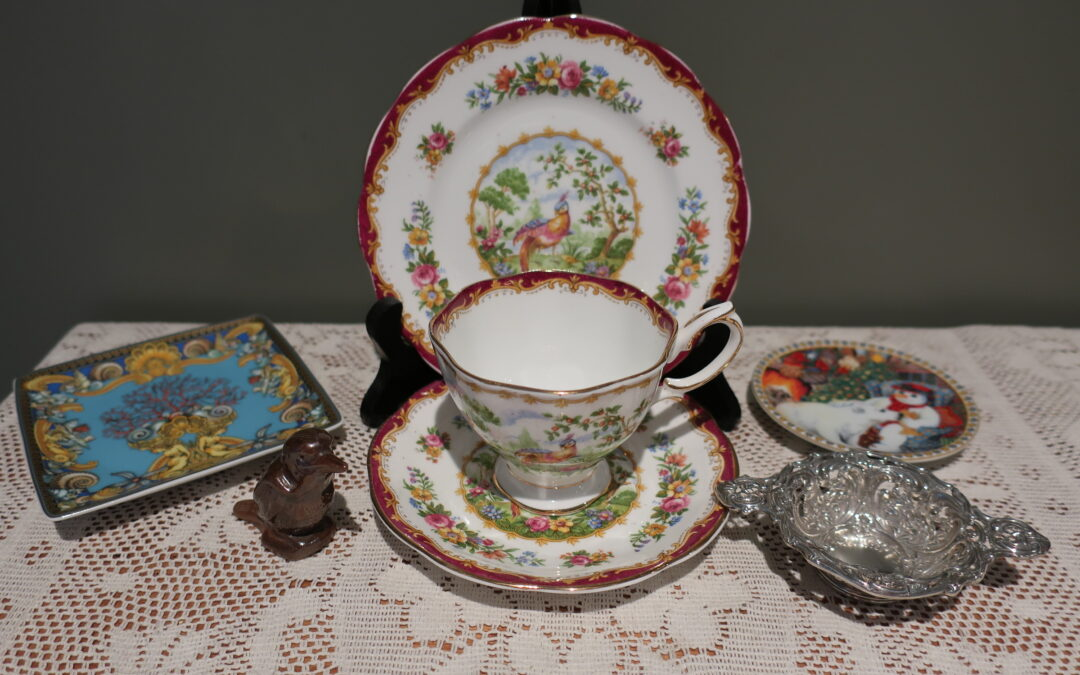 Sneak Peek For The Week – Royal Albert, Royal Worcester, Sterling Silver, Bendigo Pottery, Rosenthal For Versace
