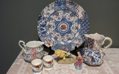 Sneak Peek For The Week – Mason's, Royal Albert, Royal Doulton, Royal Worcester