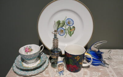 Sneak Peek For The Week – Royal Worcester, Royal Albert, Art Glass, Egyptian Glass, Maxwell and Williams