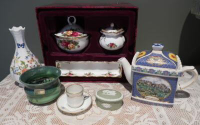 Sneak Peek For The Week – Royal Copenhagen, Royal Albert, Australian Pottery, Aynsley, Sadler, Wedgwood
