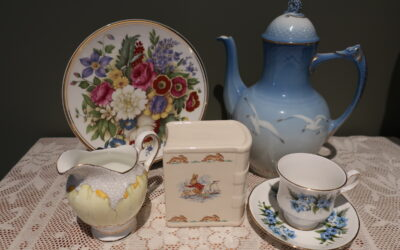 Sneak Peek For The Week – Bunnykins, Plant Tuscan, Bing and Grondahl, Queen Anne, Edwardian China